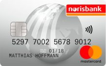 Kostenlose Norisbank Mastercard Kreditkarte