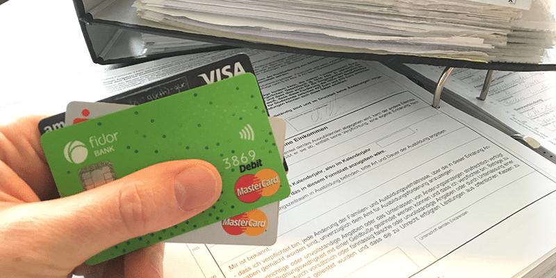Abbuchung Von Kreditkarte ZurГјckholen
